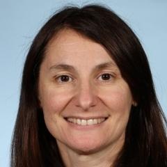 Miss Karen Leyland at Ravensfield Parimary School