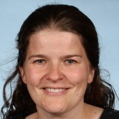 Mrs Dawson at Ravensfield Parimary School