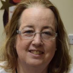 Mrs Turnbull at Ravensfield Parimary School