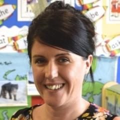 Ms Williams at Ravensfield Parimary School