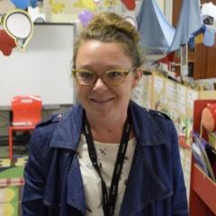 Mrs Taylor-Stott at Ravensfield Parimary School