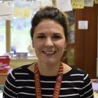 Mrs Thackeray at Ravensfield Parimary School
