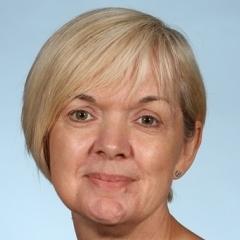 Ms Morgan at Ravensfield Parimary School