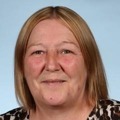 Ms Fawcett at Ravensfield Parimary School