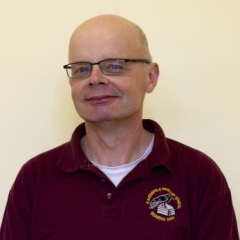 Mr Woodall at Ravensfield Parimary School